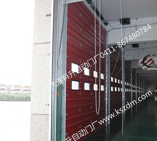 消防队车库工业门