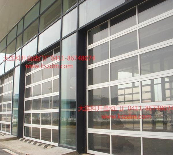 商用铝合金透明门