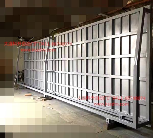 平面式围墙大门
