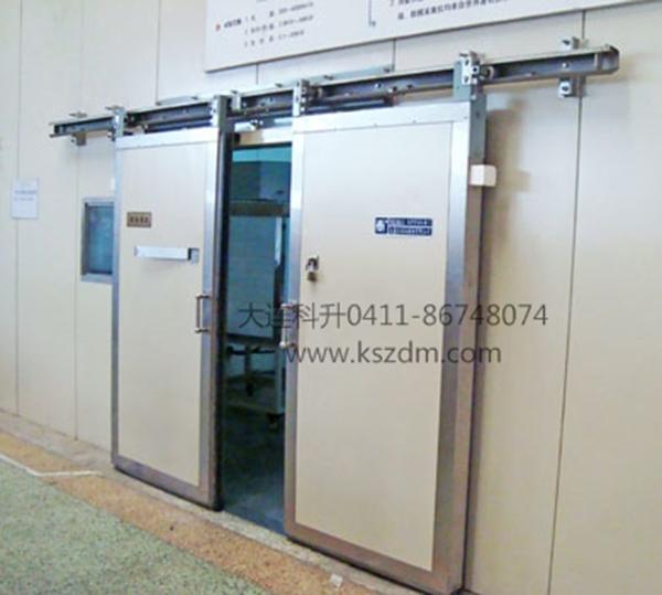 上承重保温钢质门
